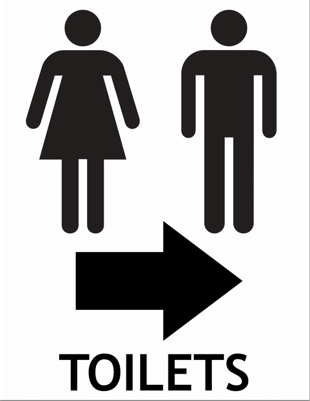 Free Toilet Sign, Download Free Clip Art, Free Clip Art on.