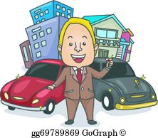 Wealthy Man Clip Art.