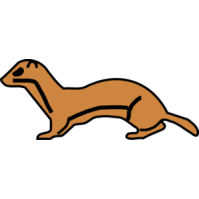 Free Weasel Cliparts, Download Free Clip Art, Free Clip Art.