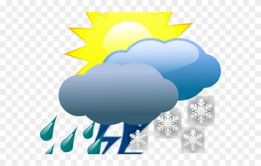 Free Weather Clipart.