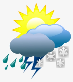 Free Weather Clip Art with No Background.