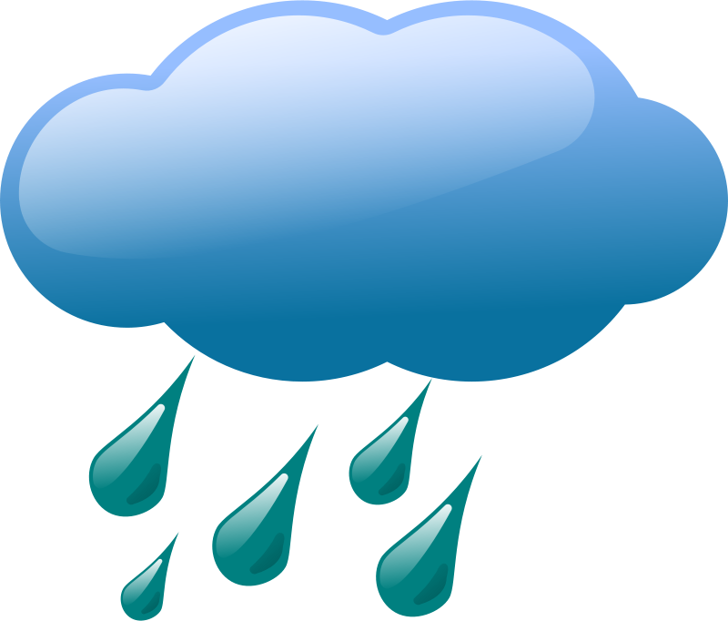 Free Clipart: Weather symbols 4.