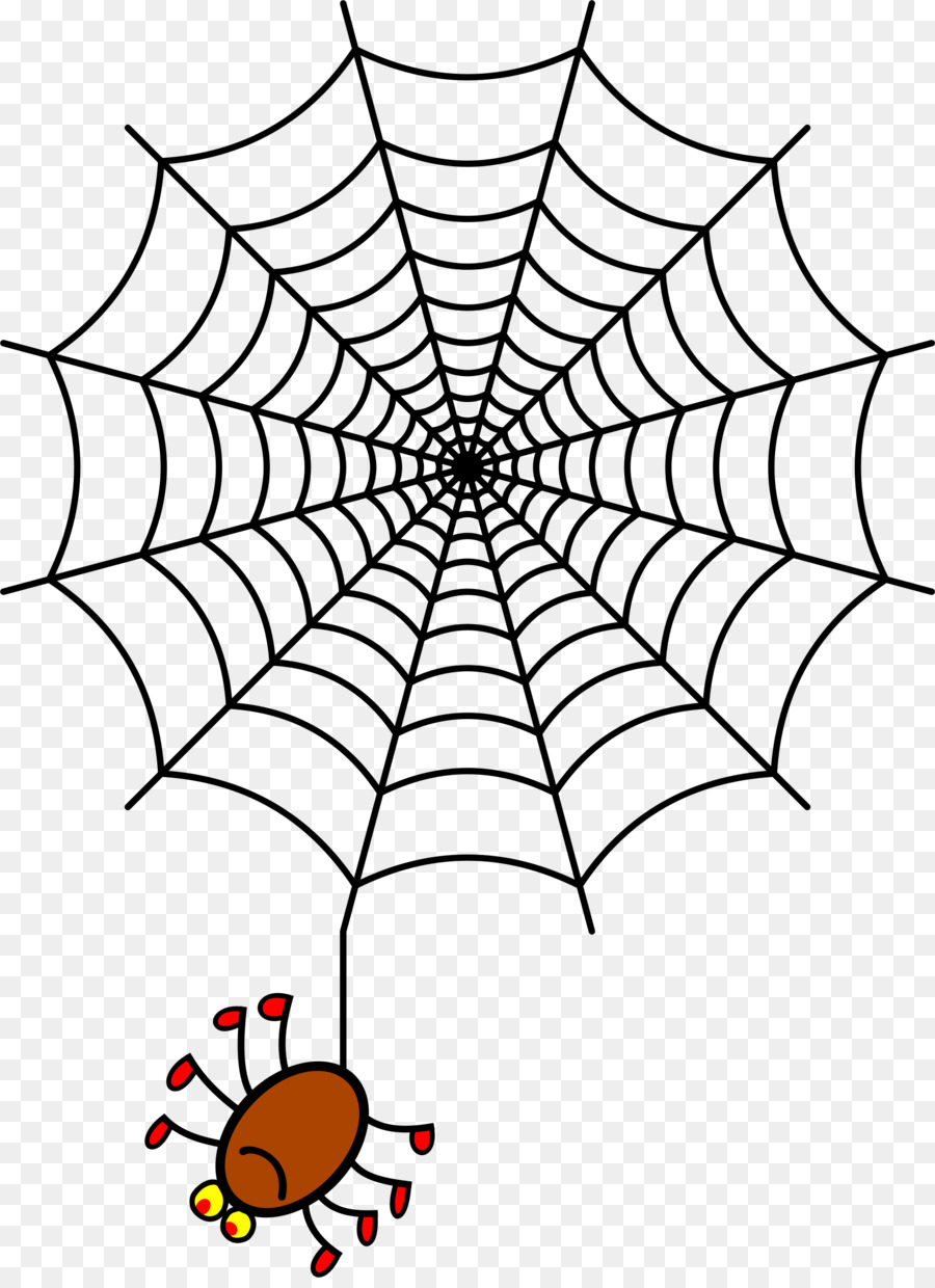 Spider Web clipart.