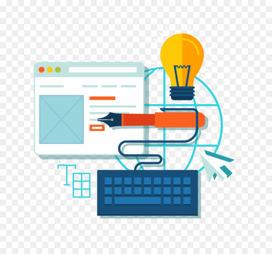 Web Design clipart.