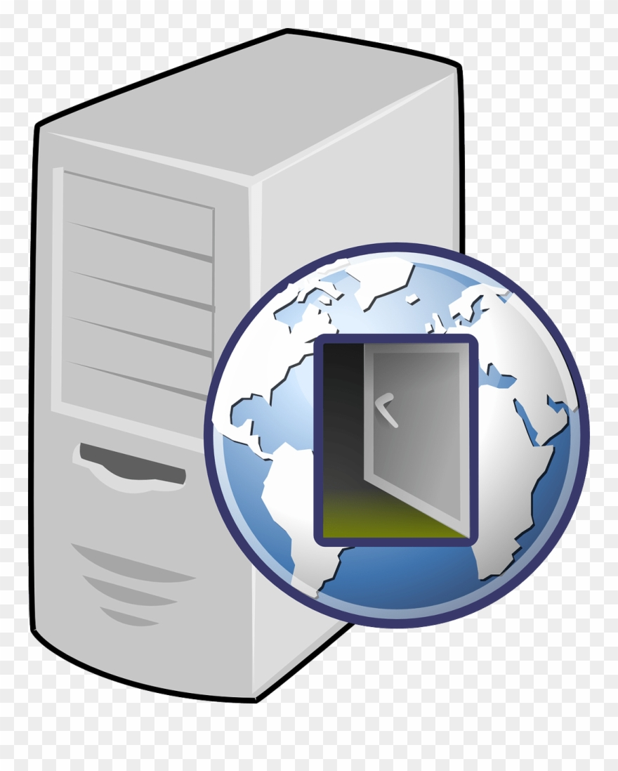 Server Clipart Clip Art.