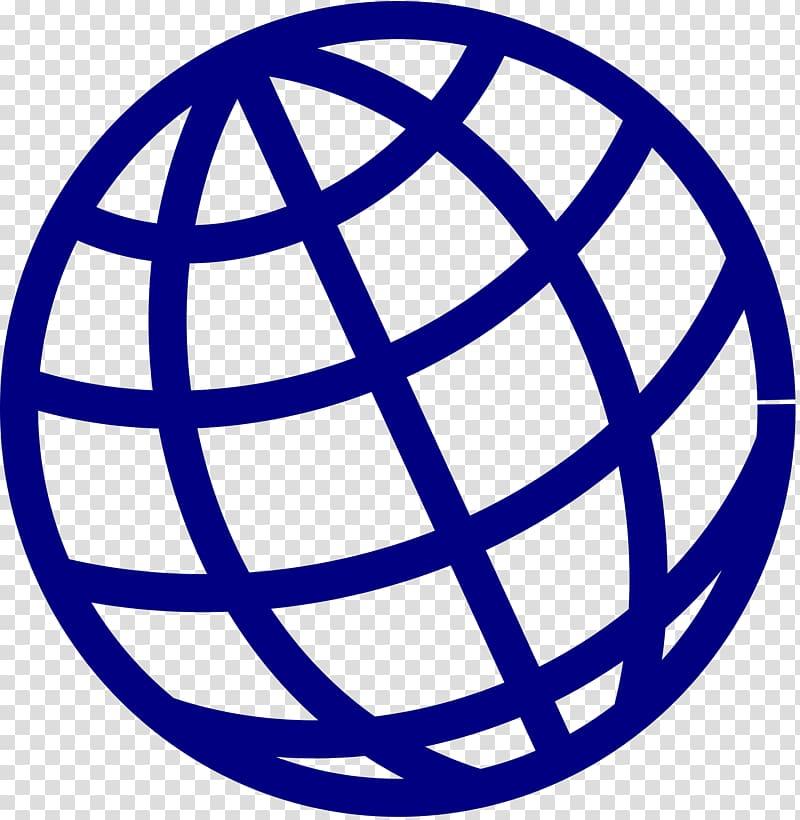 Globe World Computer Icons Icon design, web transparent.