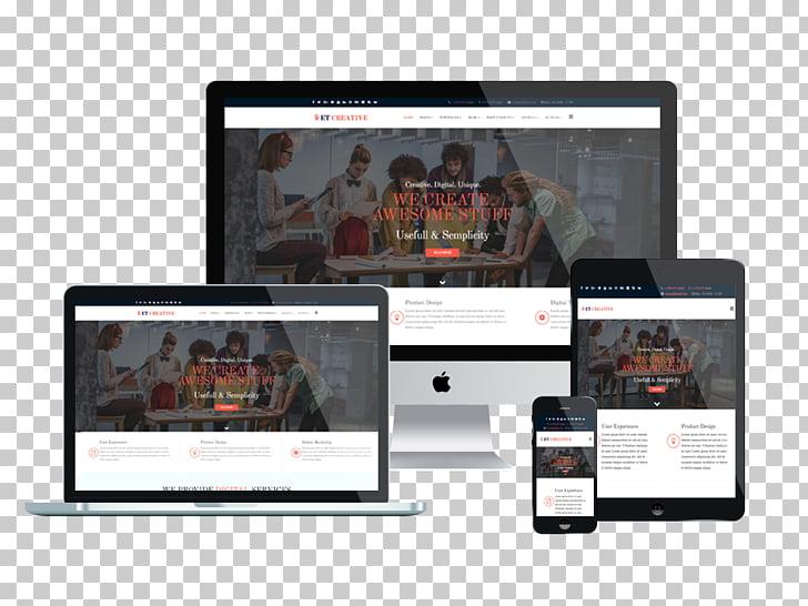 Responsive web design Joomla Web template system Bootstrap.
