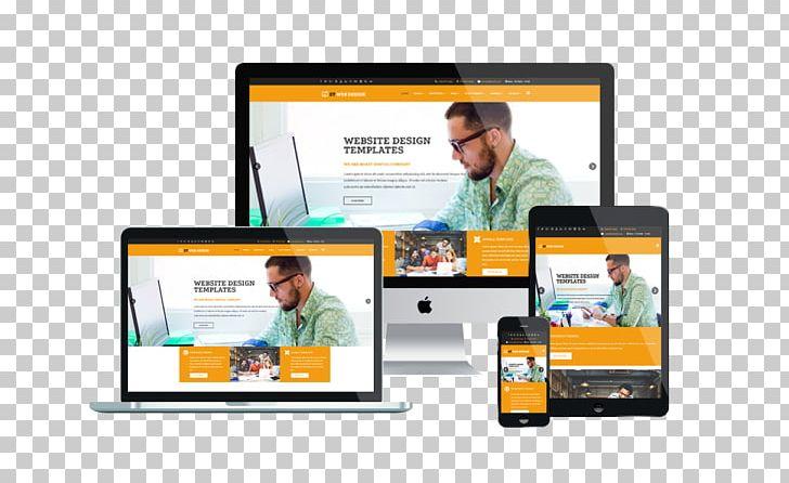 Responsive Web Design Web Development Web Template System.