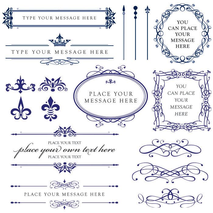 Clipart For Wedding Cards.