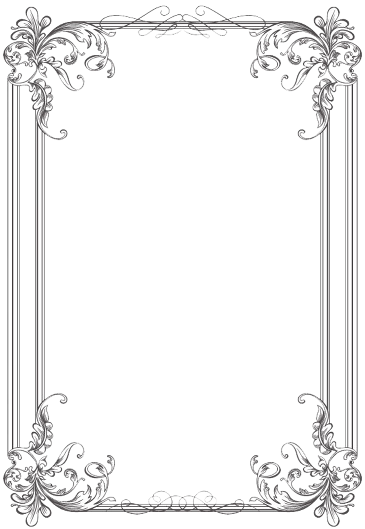 Free Wedding Clipart Borders And Frames.