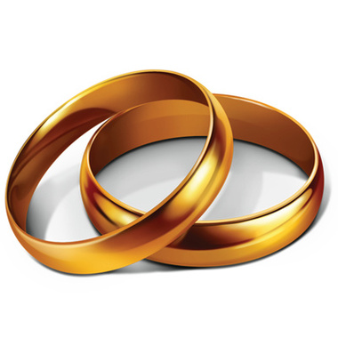 Wedding rings clip art golden engagement ring photo just free 2.