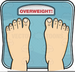 Weight Scale Clipart.