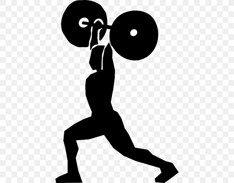 Weight Training Olympic Weightlifting Clip Art, PNG.