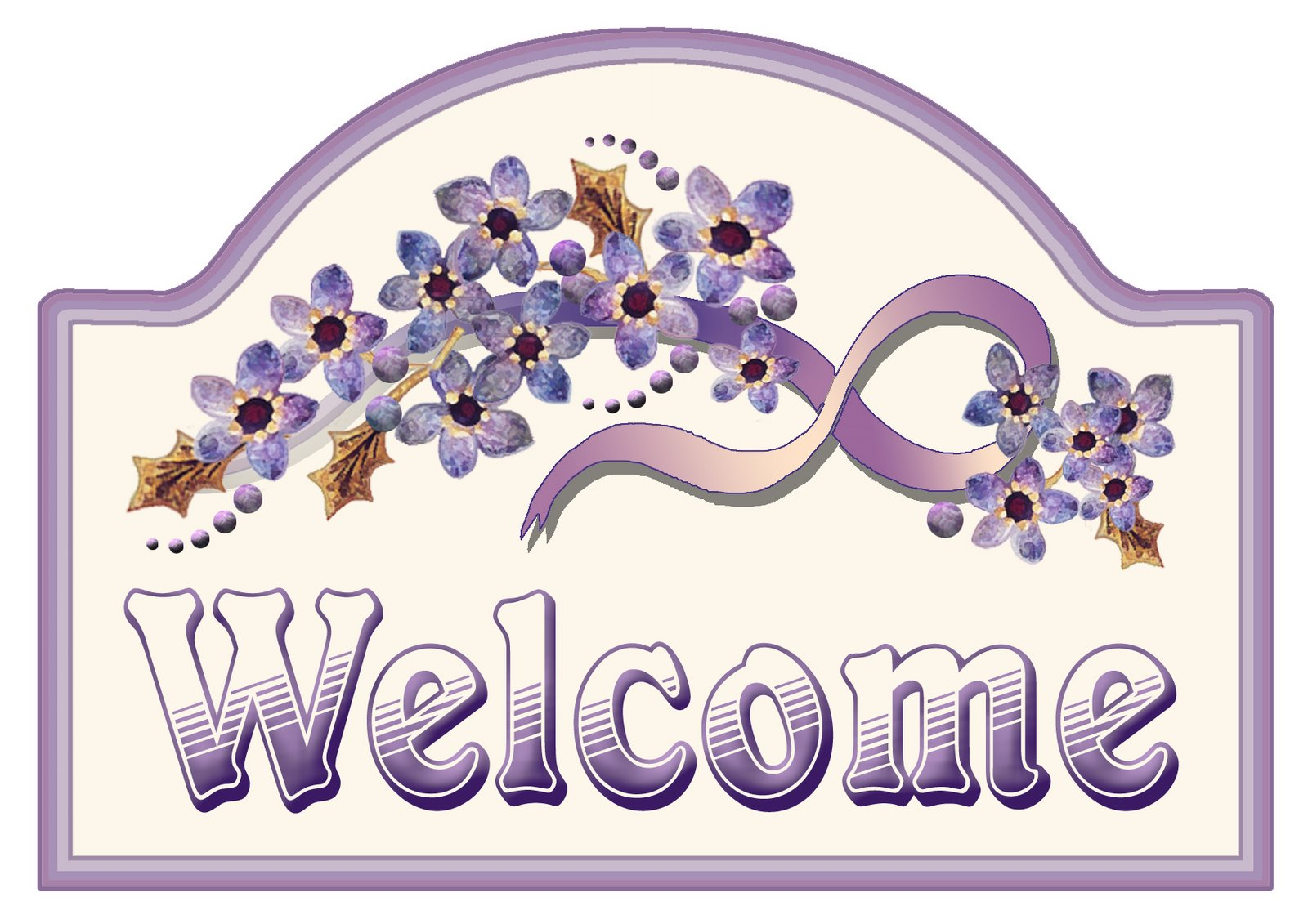 Free welcome clip art images clipart image 1 2.