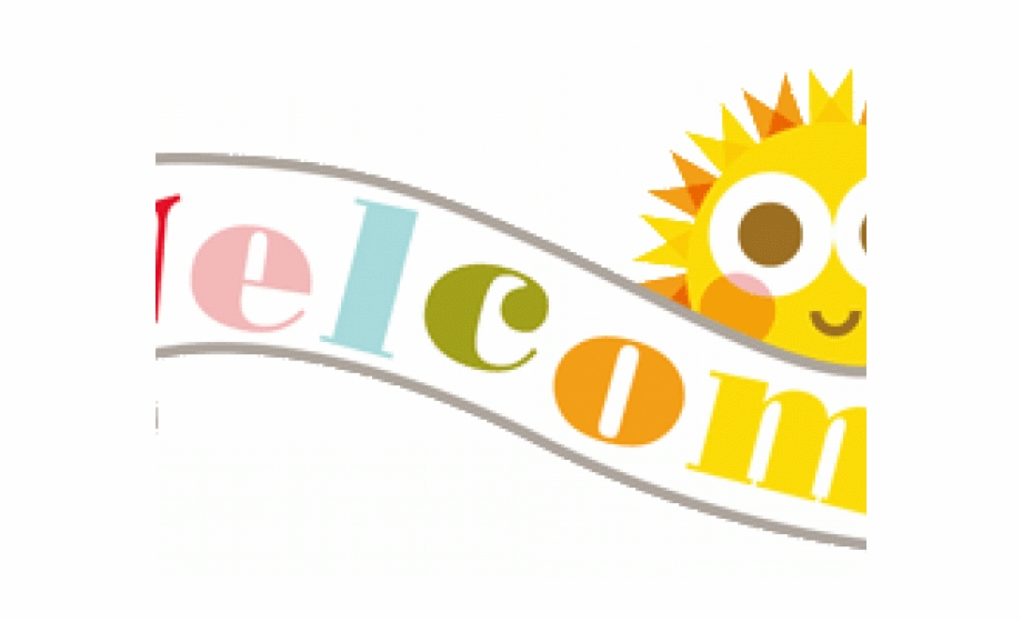Animated Welcome Banner.