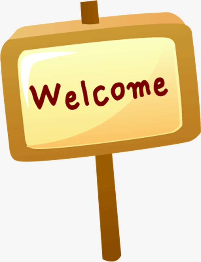 Welcome signs clipart 5 » Clipart Station.