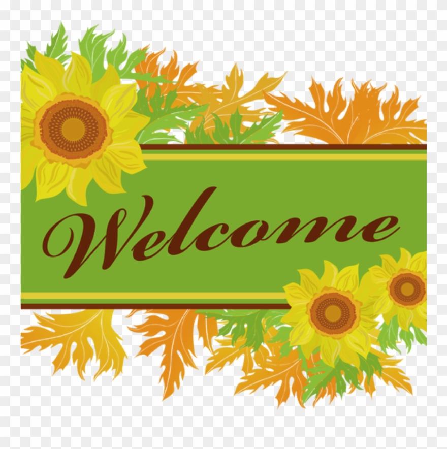 Welcome Sign Clip Art Dog Clipart.