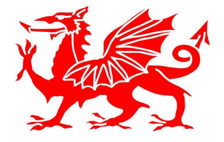 Welsh dragon clipart » Clipart Station.