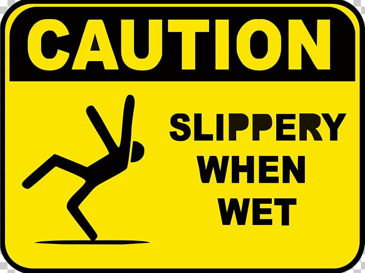 Wet Floor Sign Warning Sign Safety Slippery PNG, Clipart.