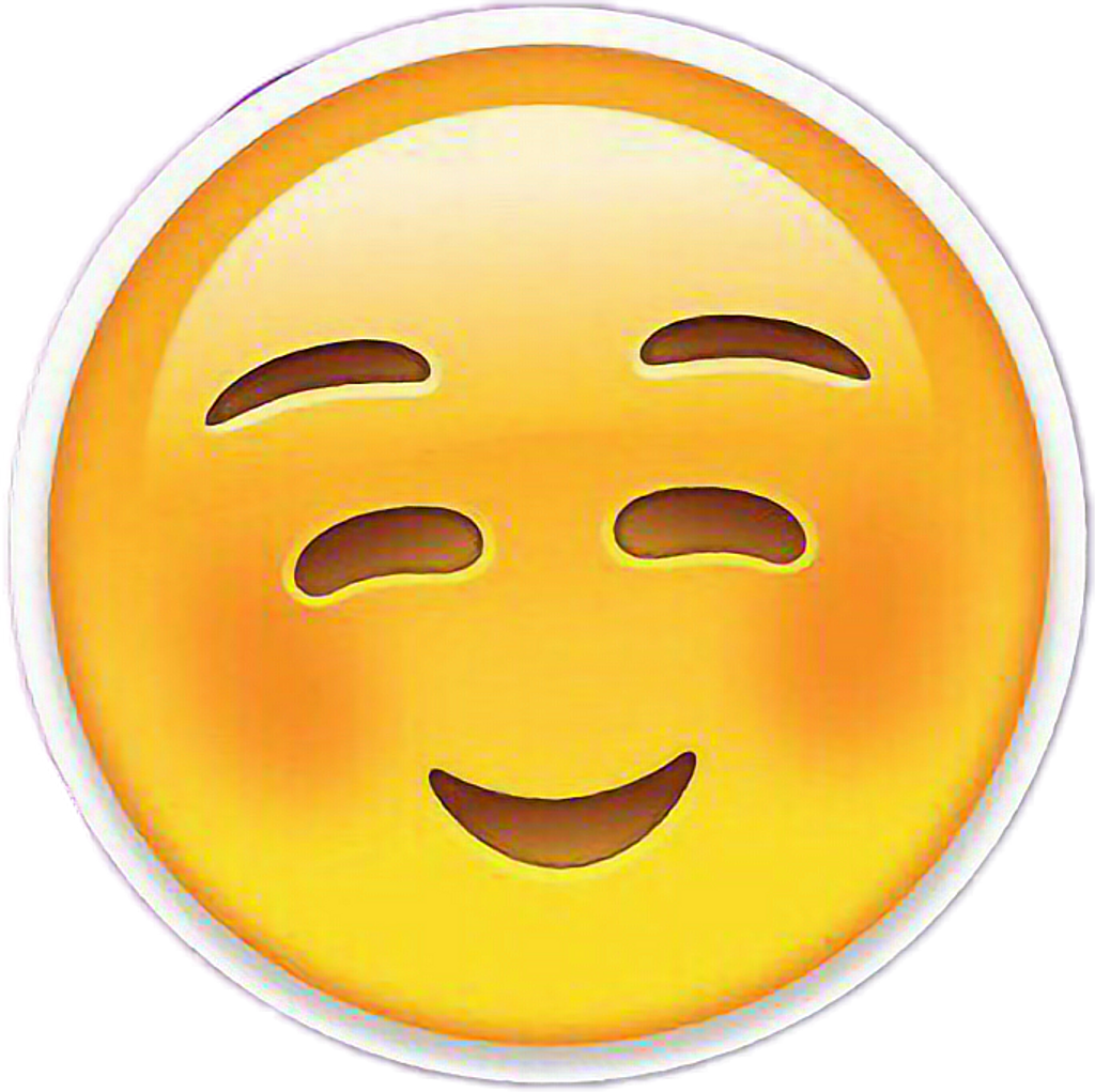 Emoji Emoticon Sticker Smiley WhatsApp.
