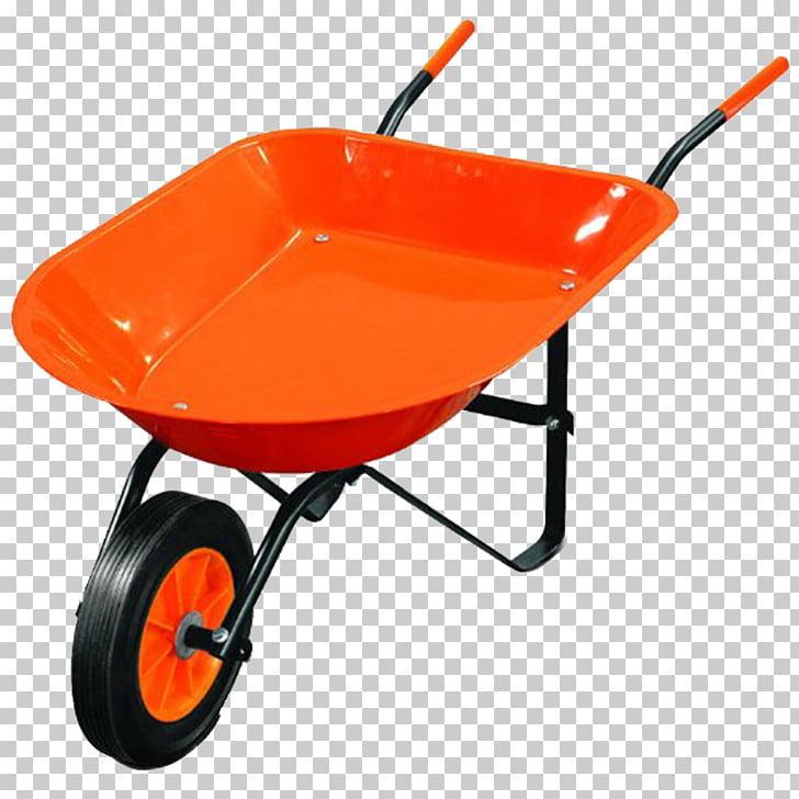 Wheelbarrow Rake Garden tool Garden tool, shovel PNG clipart.