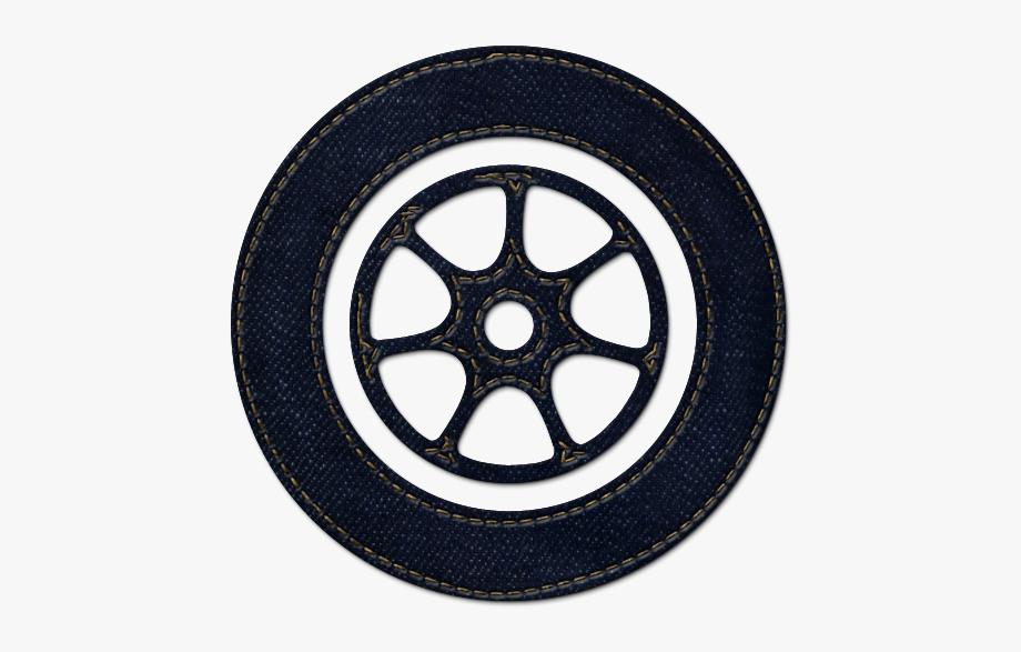 Wheels Vector Png.
