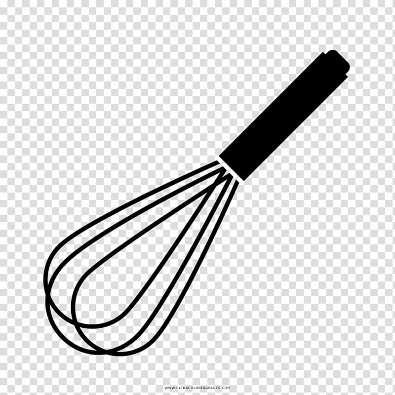 Whisk Drawing Kitchen utensil Tool, kitchen transparent.