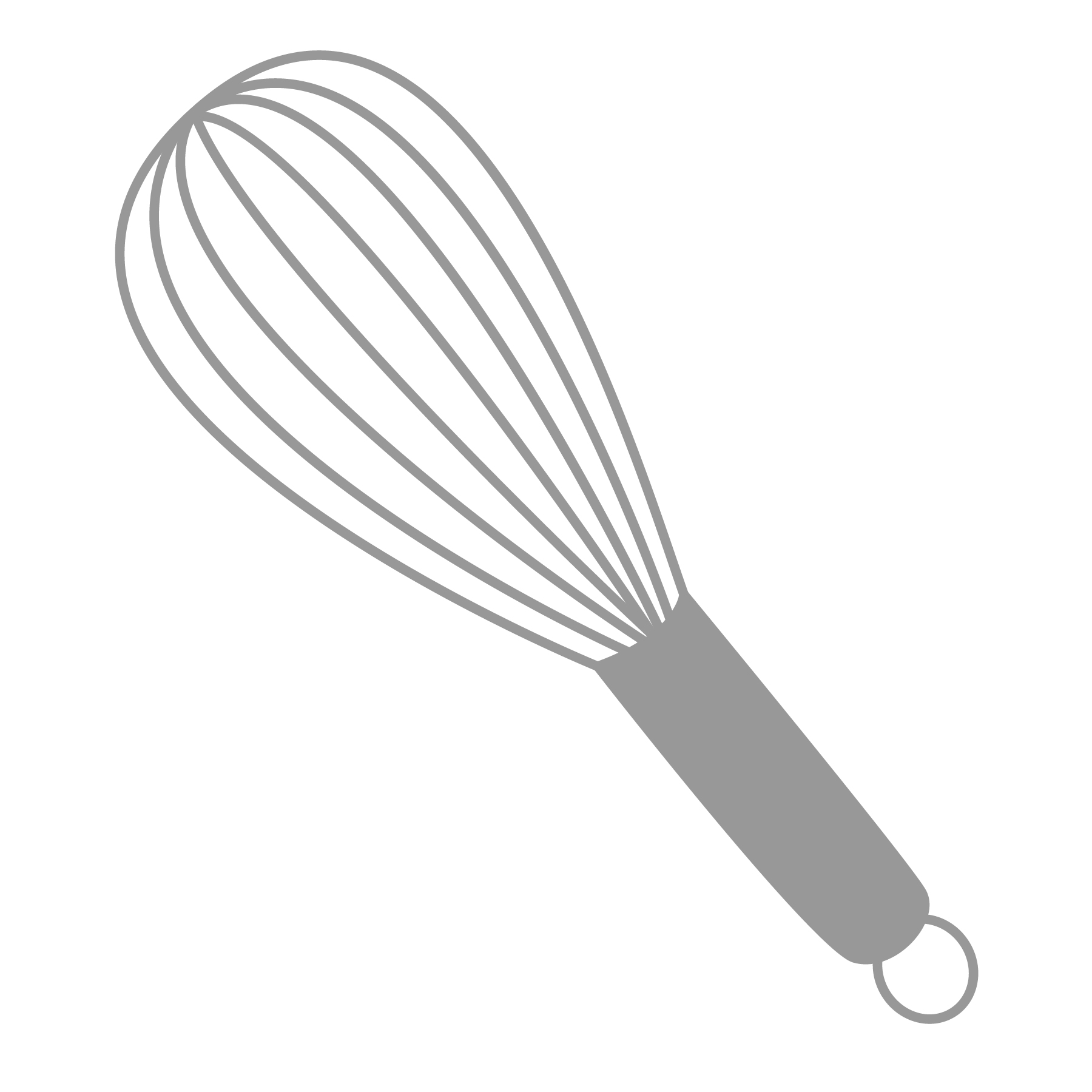582 Whisk free clipart.