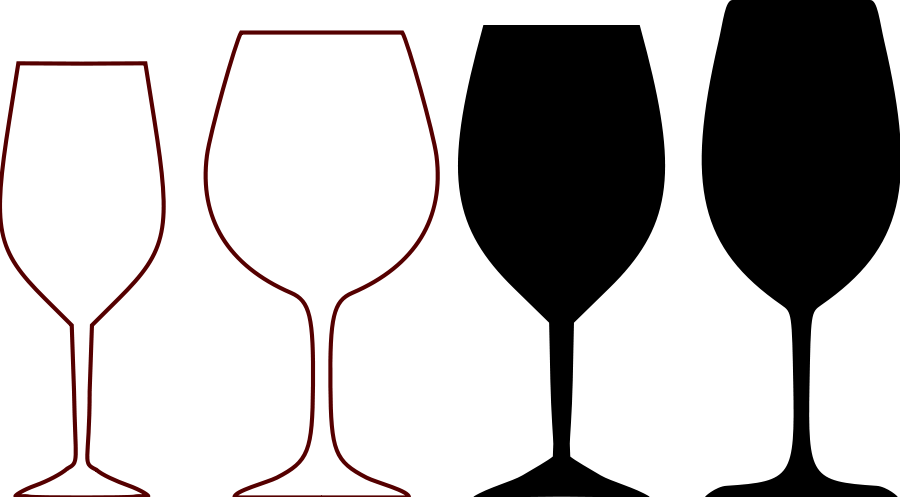 Wine Glasses Clip Art & Wine Glasses Clip Art Clip Art Images.