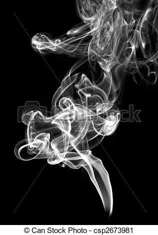 White Smoke Clipart.