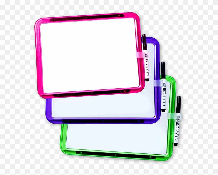 Markers Clipart Mini Whiteboard.