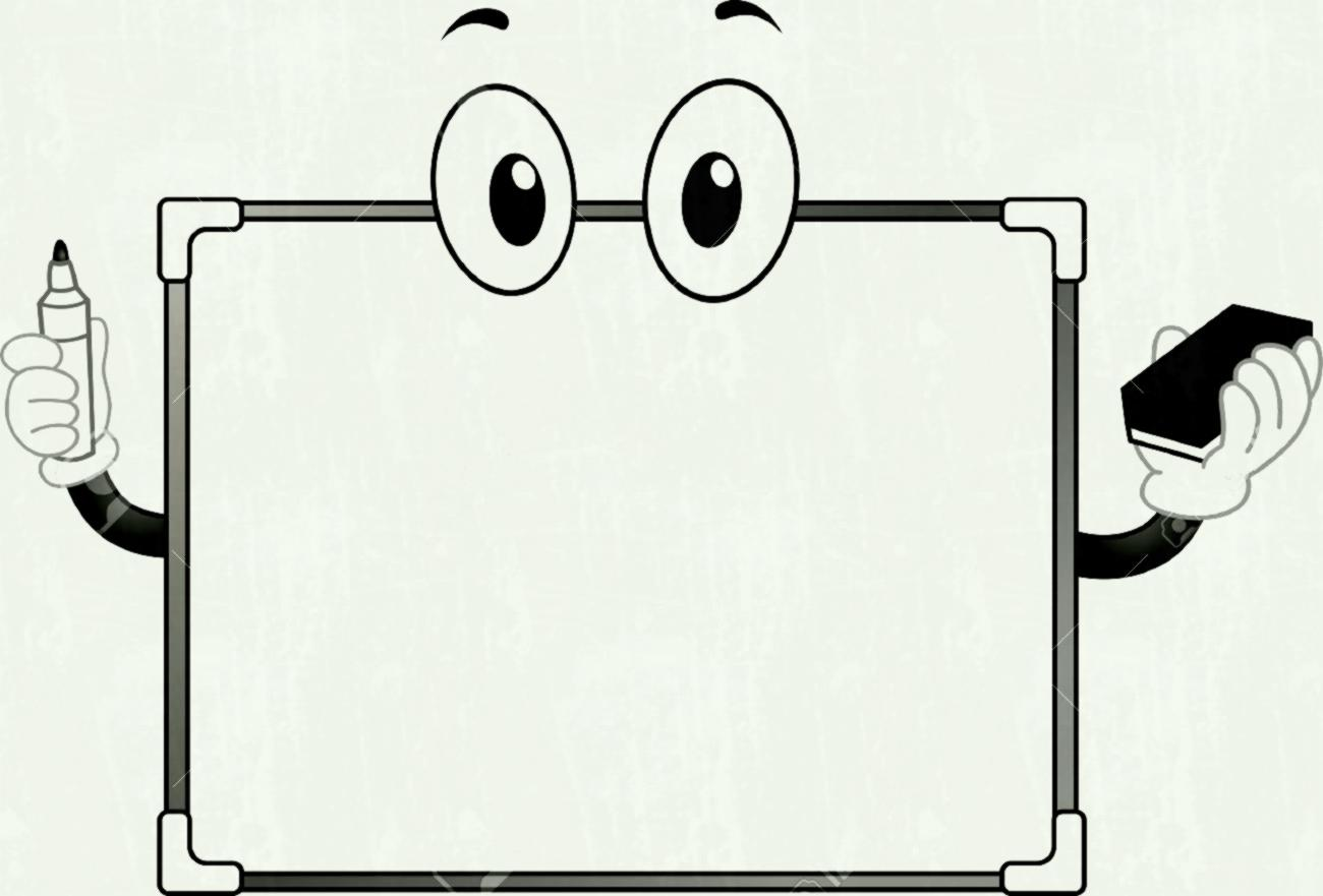 348 Whiteboard free clipart.