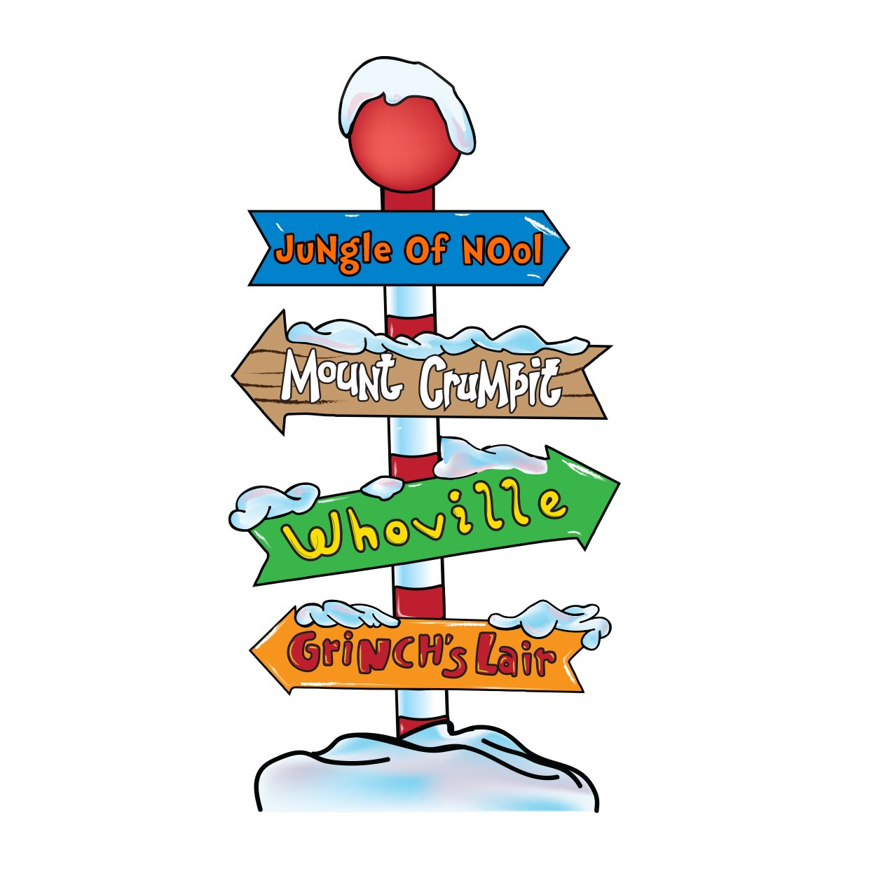 Whoville Houses Clipart Pictures And What Makes A Man.