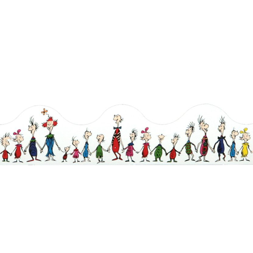 Image result for dr. seuss characters The whos of whoville.
