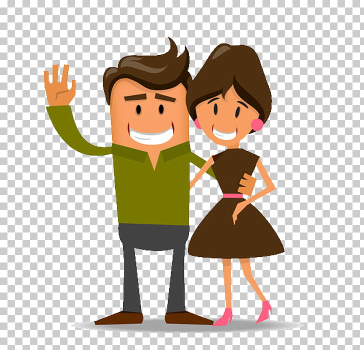 Looking For Wife Husband Family, Loving couple PNG clipart.