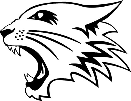 Free Black Wildcat Cliparts, Download Free Clip Art, Free.