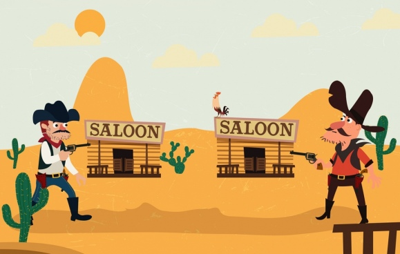 Wild west clipart free vector download (4,502 Free vector.