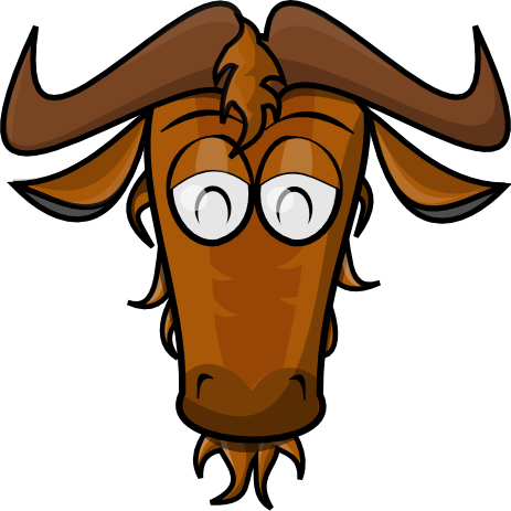 Free Wildebeest Cliparts, Download Free Clip Art, Free Clip.