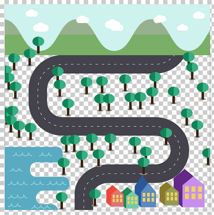 Wilderness Road PNG clipart.
