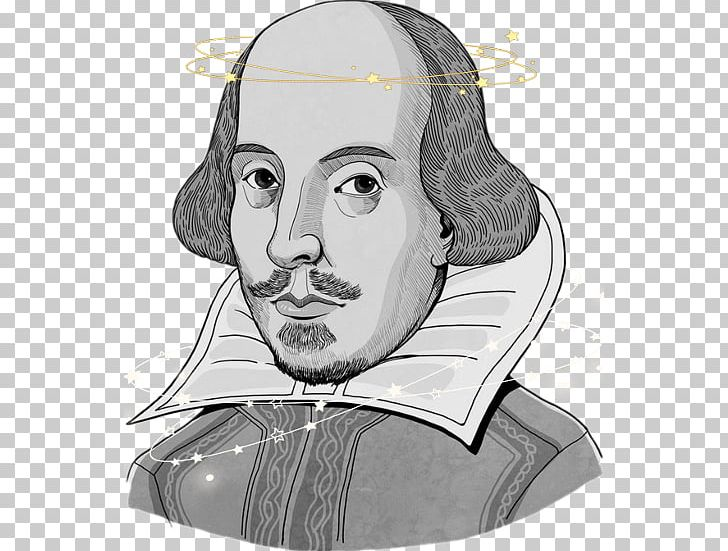 William Shakespeare Writer Illustration PNG, Clipart, Art.