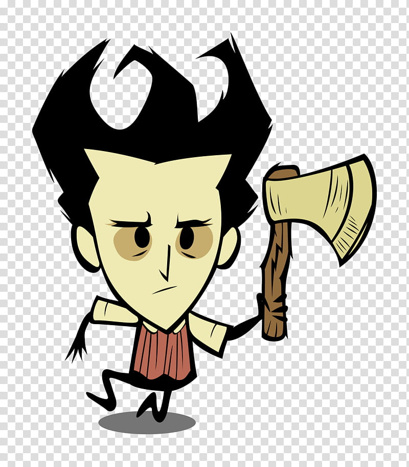 Don t starve wilson transparent background PNG clipart.
