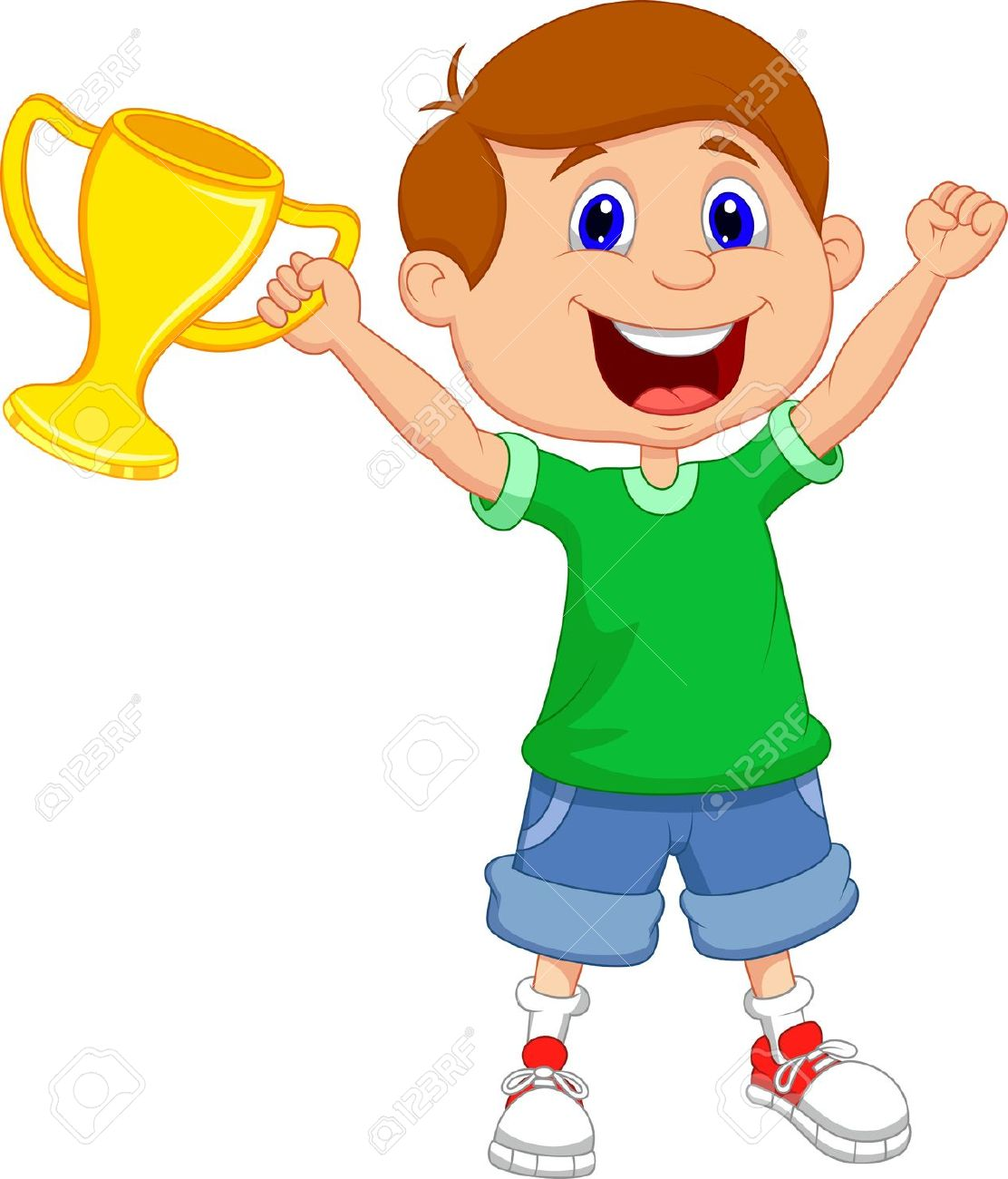 Winning clipart 4 » Clipart Station.