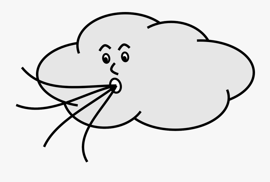 Weather Clipart Wind.