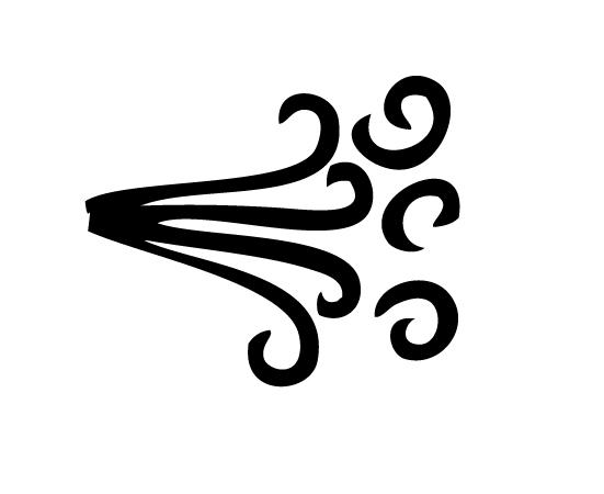 wind #air #symbol.