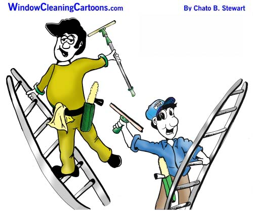 Clipart window cleaning cartoons image #17087.