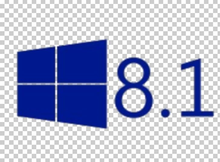 Windows 8.1 Microsoft Windows 7 PNG, Clipart, Angle, Area, Blue.