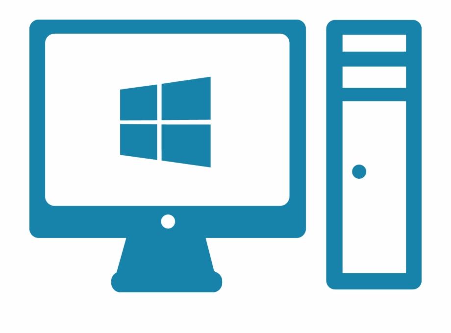 Windows 8 Computer Icon.