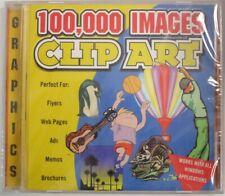 Microsoft Windows 95 CD Clip Art Computer Software for sale.