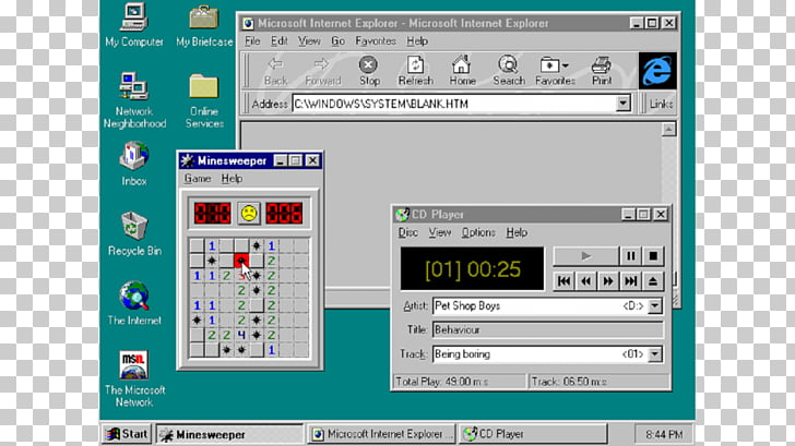 Windows 95 Microsoft Windows 98 Operating Systems, windows.