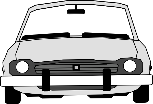 Windshield Clipart.